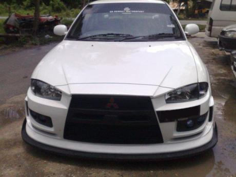 modified wira lancer