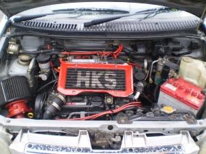 enjin kancil L200
