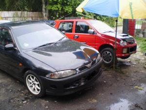 wira gsr at workshop