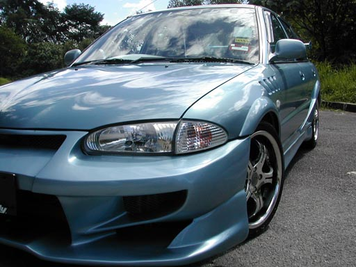 Wira Modified http://azam97.wordpress.com/2009/10/03/bumper-spoiler-modified-wira/