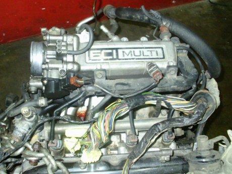 ECI Multi fuel injection untuk Saga & Iswara