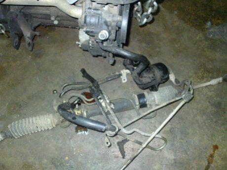 Set power stering complete untuk Saga & Iswara