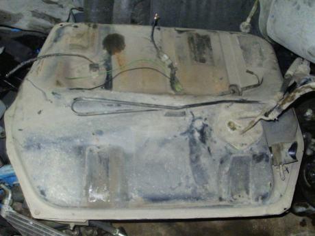Fuel tank  injection untuk Saga & Iswara